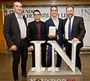 Premio Innovadores al Mejor Proyecto TIC de CyL para Iristea